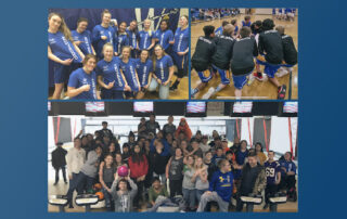 Students at Deer River High School